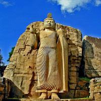 Awkana Statue