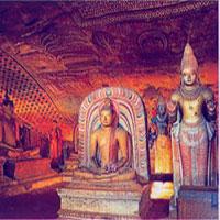 Dabula Cave temple