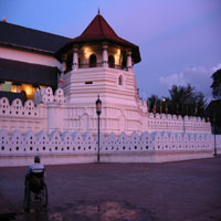 Tooth Relic in Kandy